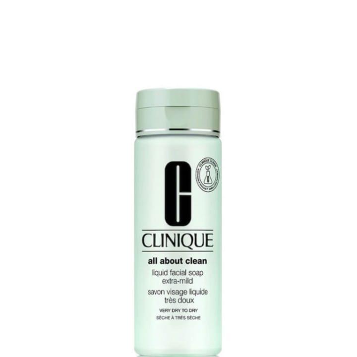 Liquid Facial Soap Extra-Mild Savon Visage Liquide Très-Doux - CLINIQUE - Incenza