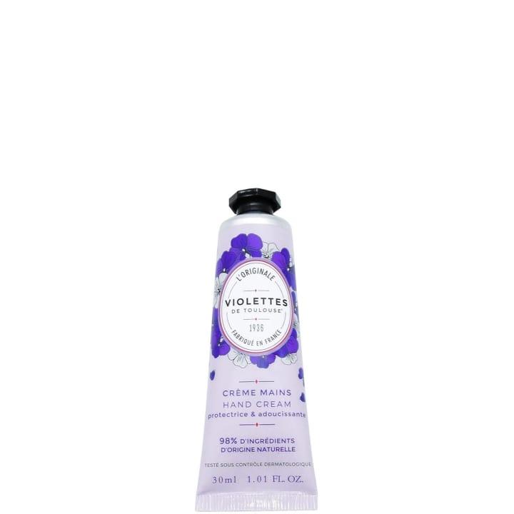 L'Originale Violettes de Toulouse Crème Mains - Berdoues - Incenza