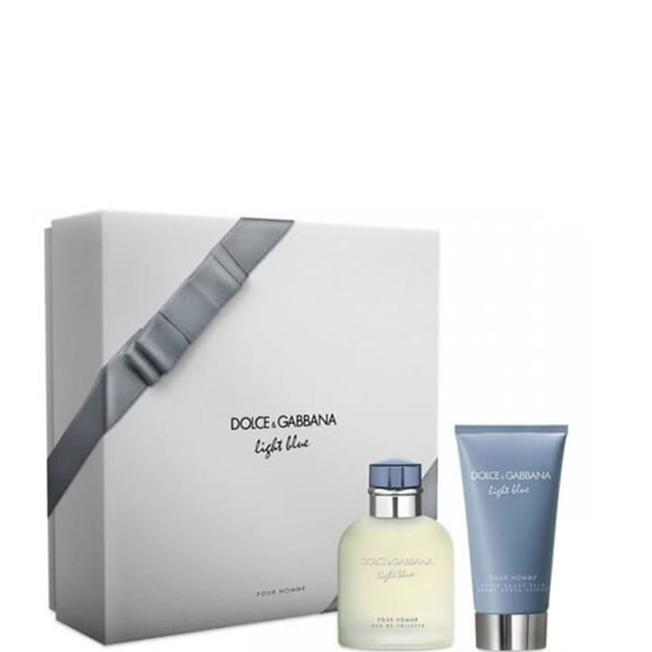 Light Blue Pour Homme Coffret Eau de Toilette - Dolce&Gabbana - Incenza