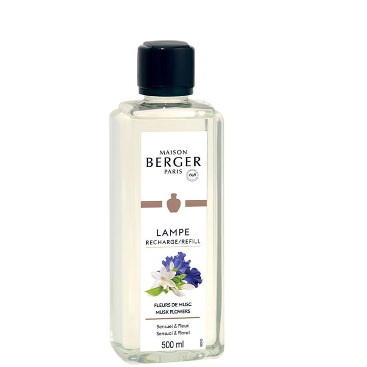 Parfum de Maison Fleurs de Musc - Maison Berger Paris - Incenza