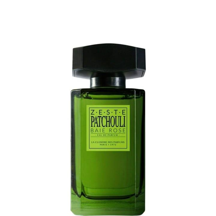 Patchouli Baie Rose ● Zeste Eau de Parfum - La Closerie des Parfums - Incenza