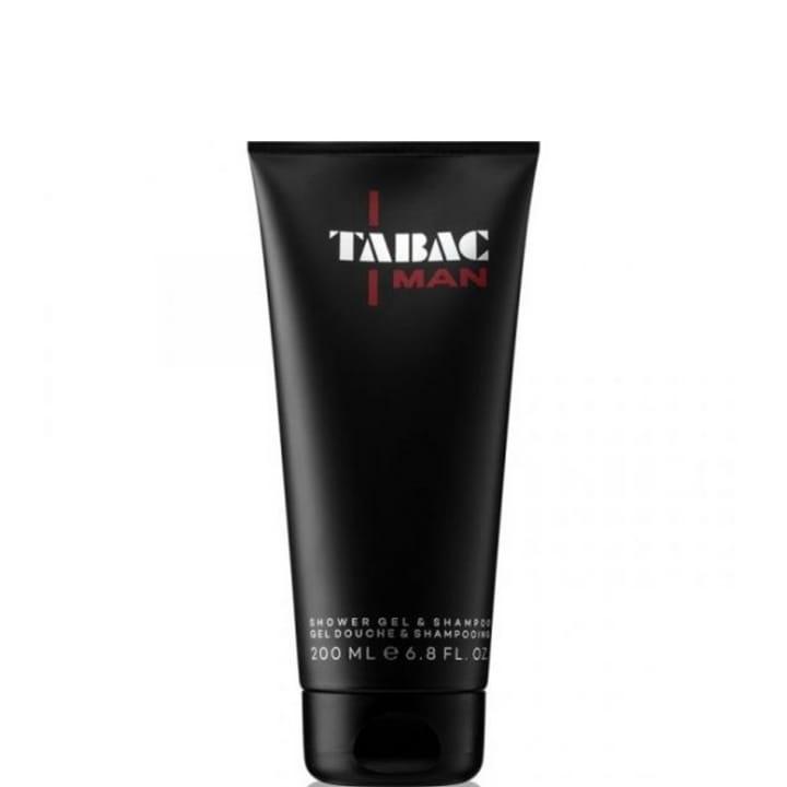 Tabac Man Gel Douche & Shampooing - Tabac Original - Incenza