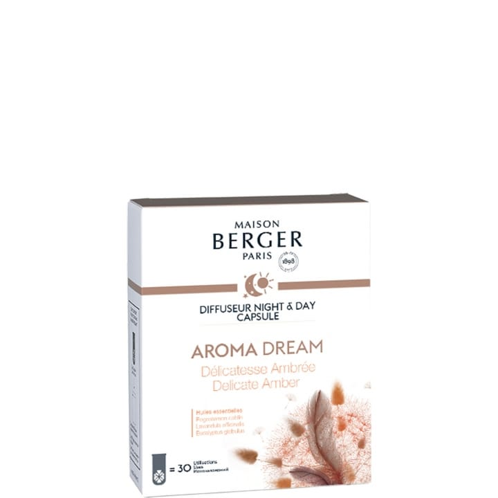 Aroma Dream Capsule Diffuseur Night&Day - Maison Berger Paris - Incenza