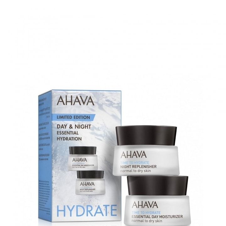 Time to Hydrate Coffret Soin - Ahava - Incenza