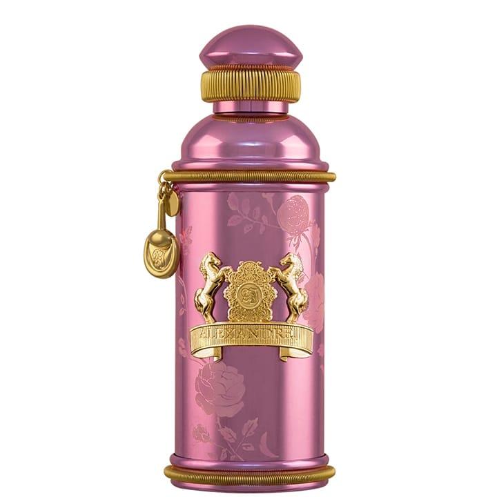 Rose Oud Eau de Parfum - ALEXANDRE J - Incenza