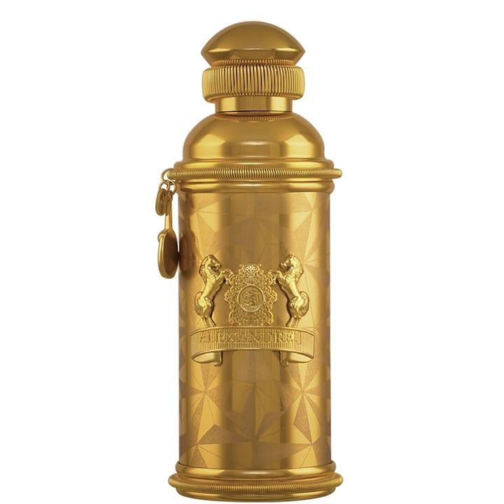 Golden Oud Eau de Parfum - ALEXANDRE J - Incenza