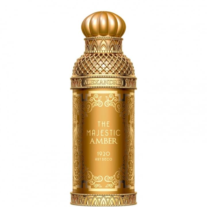 The Majestic Amber Eau de Parfum - ALEXANDRE J - Incenza