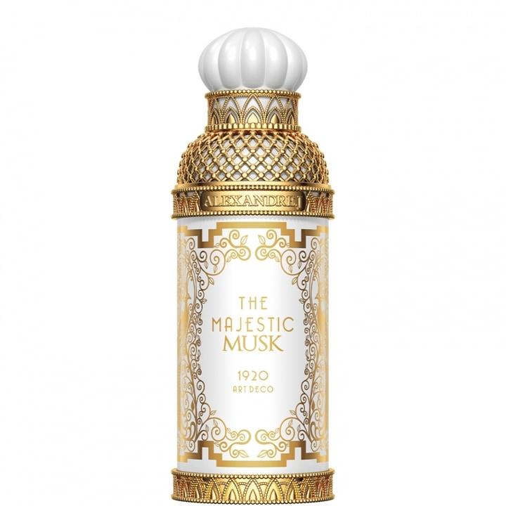 The Majestic Musk Eau de Parfum - ALEXANDRE J - Incenza