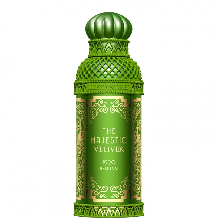 The Majestic Vetiver Eau de Parfum - ALEXANDRE J - Incenza