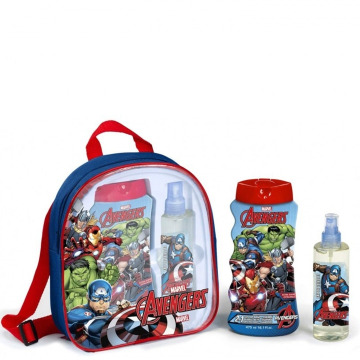 SAC A DOS AVENGERS EDT125+GLE/D75  - MARVEL - Incenza