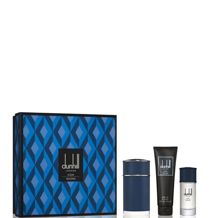 Icon Racing Blue Coffret Eau de Parfum - Dunhill - Incenza
