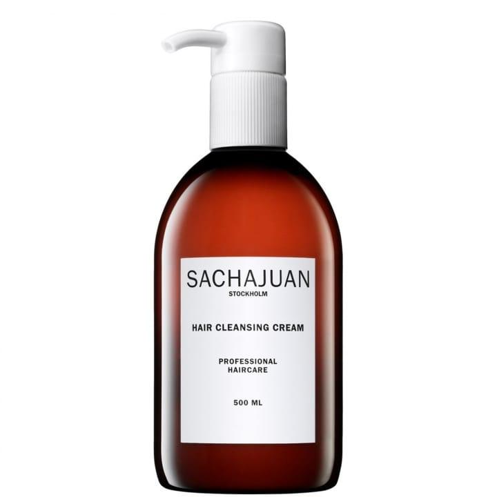 Hair Cleansing Cream Crème Lavante Bio - Sachajuan - Incenza