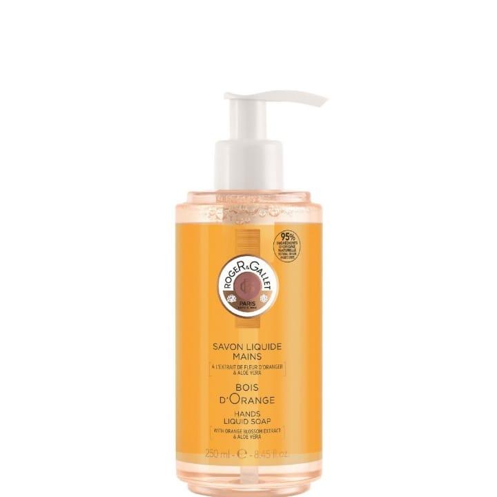 Bois d'Orange Savon Liquide Mains - Roger&Gallet - Incenza