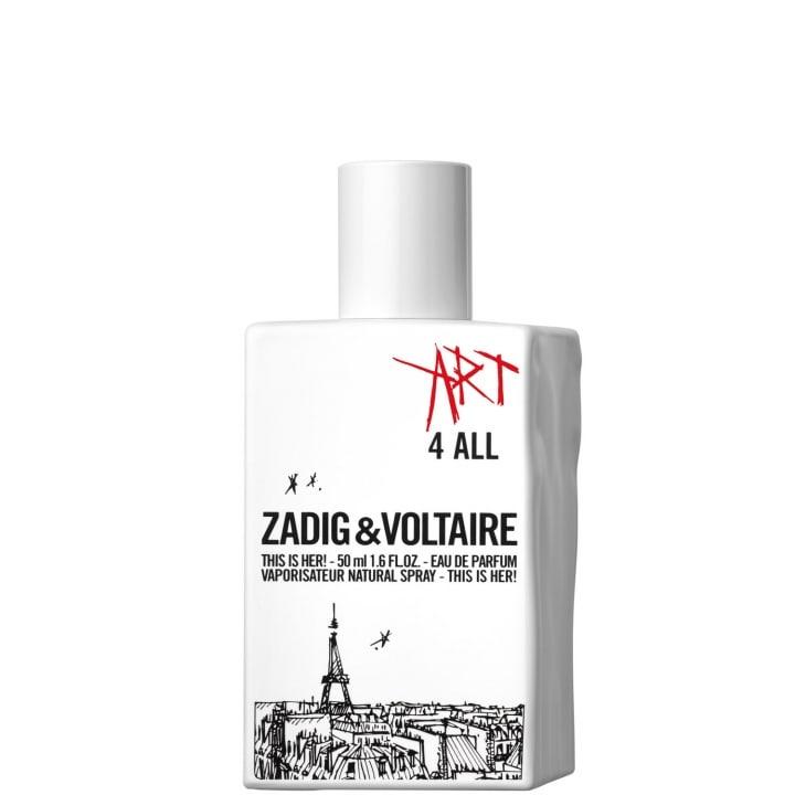 This Is Her! Art4All Eau de Parfum - Zadig & Voltaire - Incenza