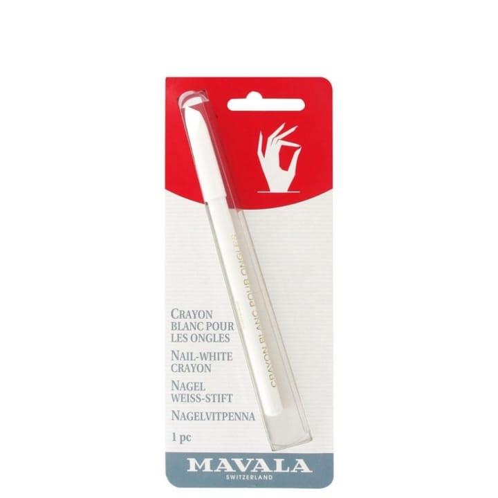 Mavala Crayon Blanc Pour les Ongles - Mavala - Incenza