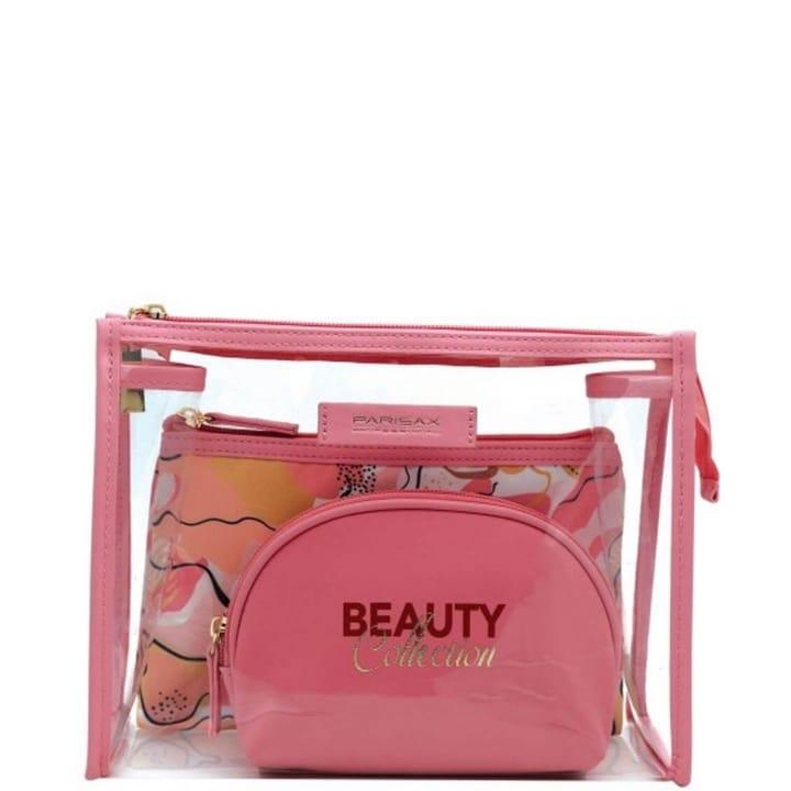 Parisax Kit 3 Pochettes maquillage - Parisax - Incenza
