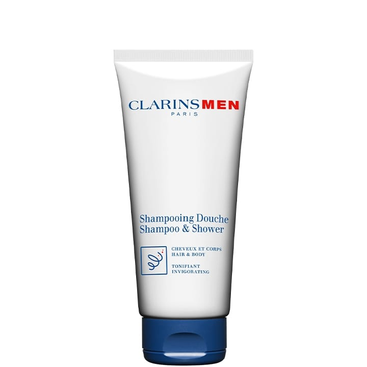 ClarinsMen  Shampooing Douche Cheveux et Corps  - CLARINS - Incenza