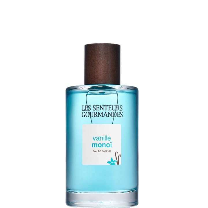 Vanille Monoï Eau de Parfum - Les Senteurs Gourmandes - Incenza