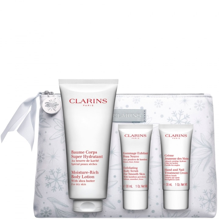 Baume Corps Super Hydratant Coffret Soin - CLARINS - Incenza