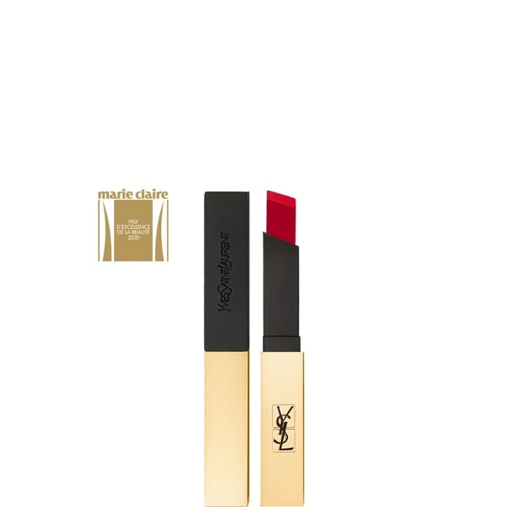 1 Rouge Pur Couture The Slim Couleur Couture - Fini Mat Effet Cuir - YVES SAINT LAURENT - Incenza