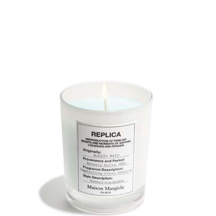 REPLICA Bubble Bath Bougie Parfumée relaxante - Maison Margiela - Incenza