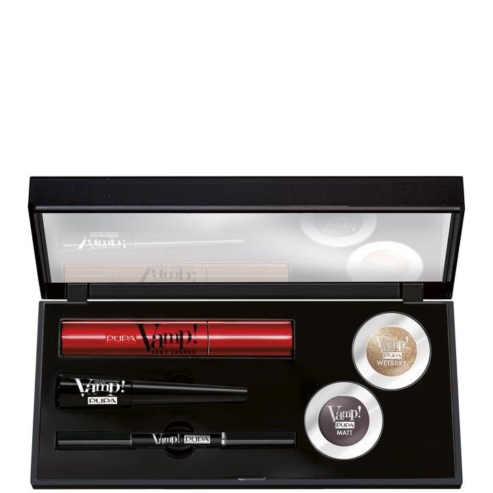 Beauty Box Vamp! Sexy Lashes Coffret Maquillage - Pupa - Incenza