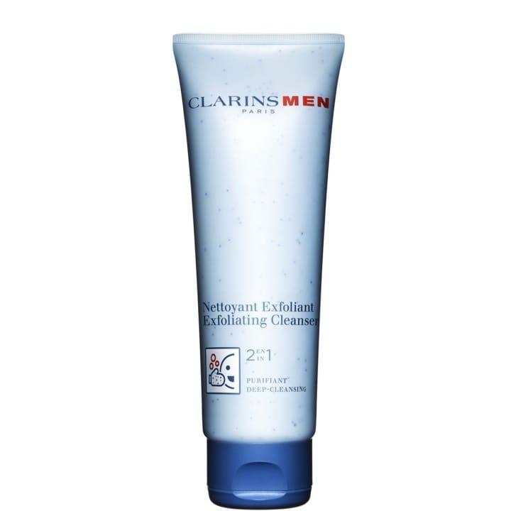 ClarinsMen Nettoyant Exfoliant Gommage Visage - CLARINS - Incenza