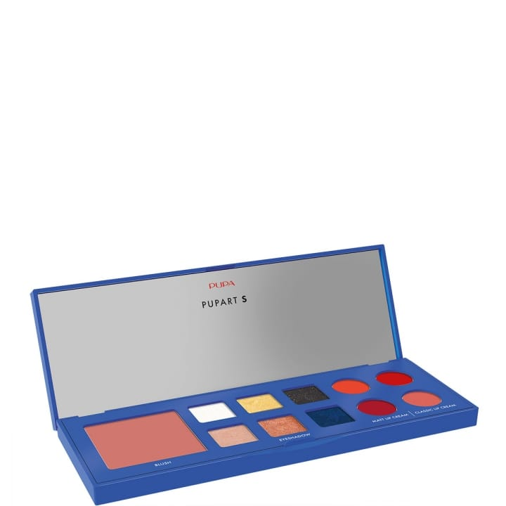 Pupart S Be Yourself Palette Maquillage - Pupa - Incenza