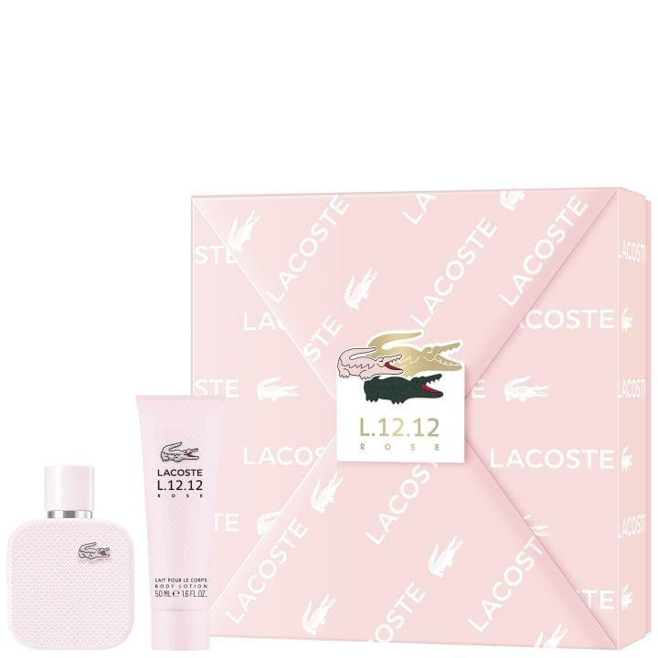 L.12.12 Rose Coffret Eau de Parfum - Lacoste - Incenza