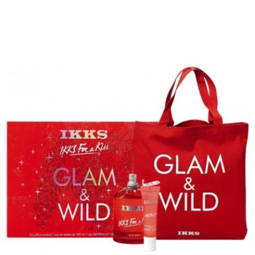 Ikks For Kiss Coff Edt100+2pr