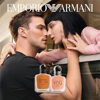 Emporio Armani In Love With You Freeze Eau de Parfum Armani - Incenza