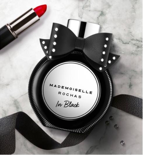 Mademoiselle Rochas In Black Rochas - Incenza