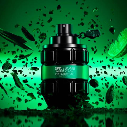 Spicebomb Night Vision Eau de Parfum Viktor & Rolf  - Incenza