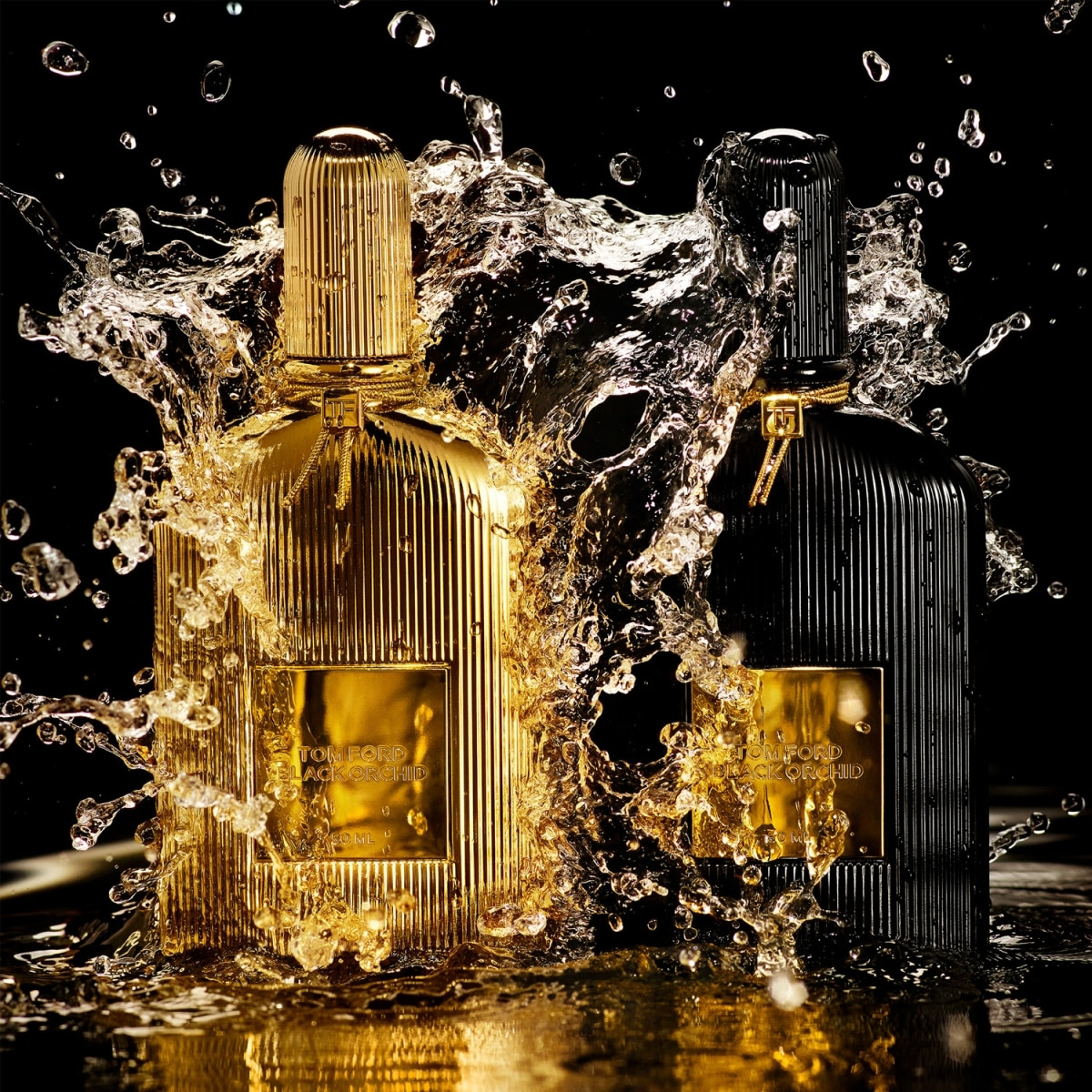 Black Orchid Gold Tom Ford - Incenza