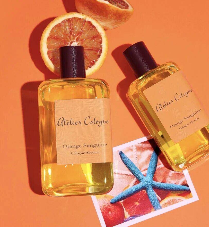 Atelier Cologne Parfum à Partager - Incenza