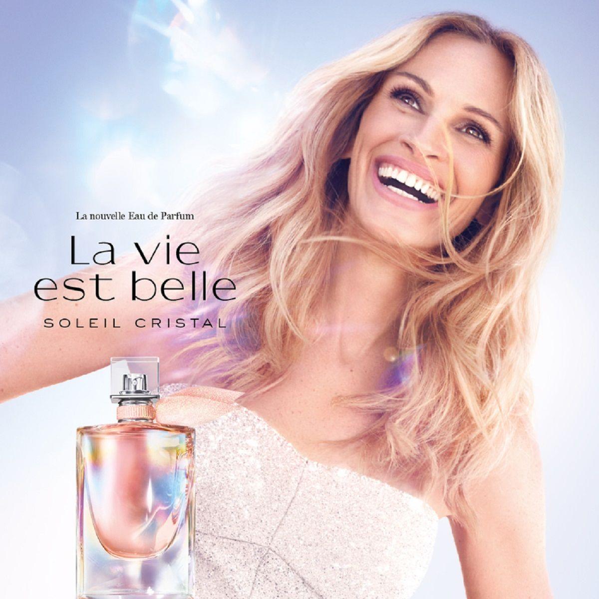 La Vie Est Belle Soleil Cristal Eau de Parfum Lancôme - Incenza