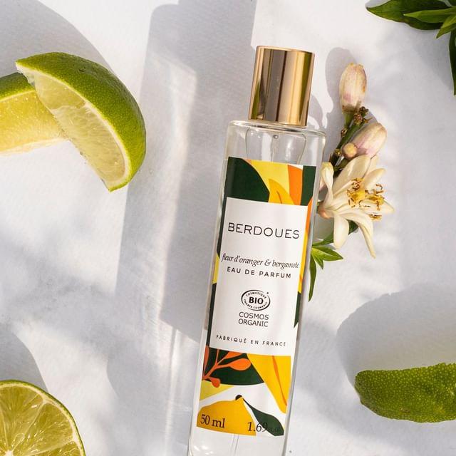 Eaux de Parfum Bio Berdoues - Incenza