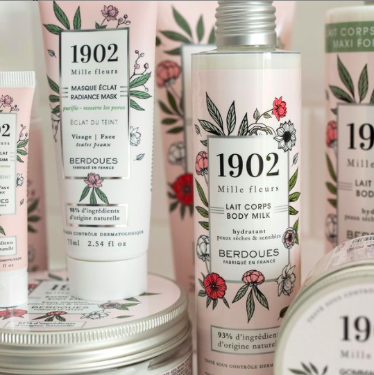 Collection 1902 Mille Fleurs Berdoues - Incenza