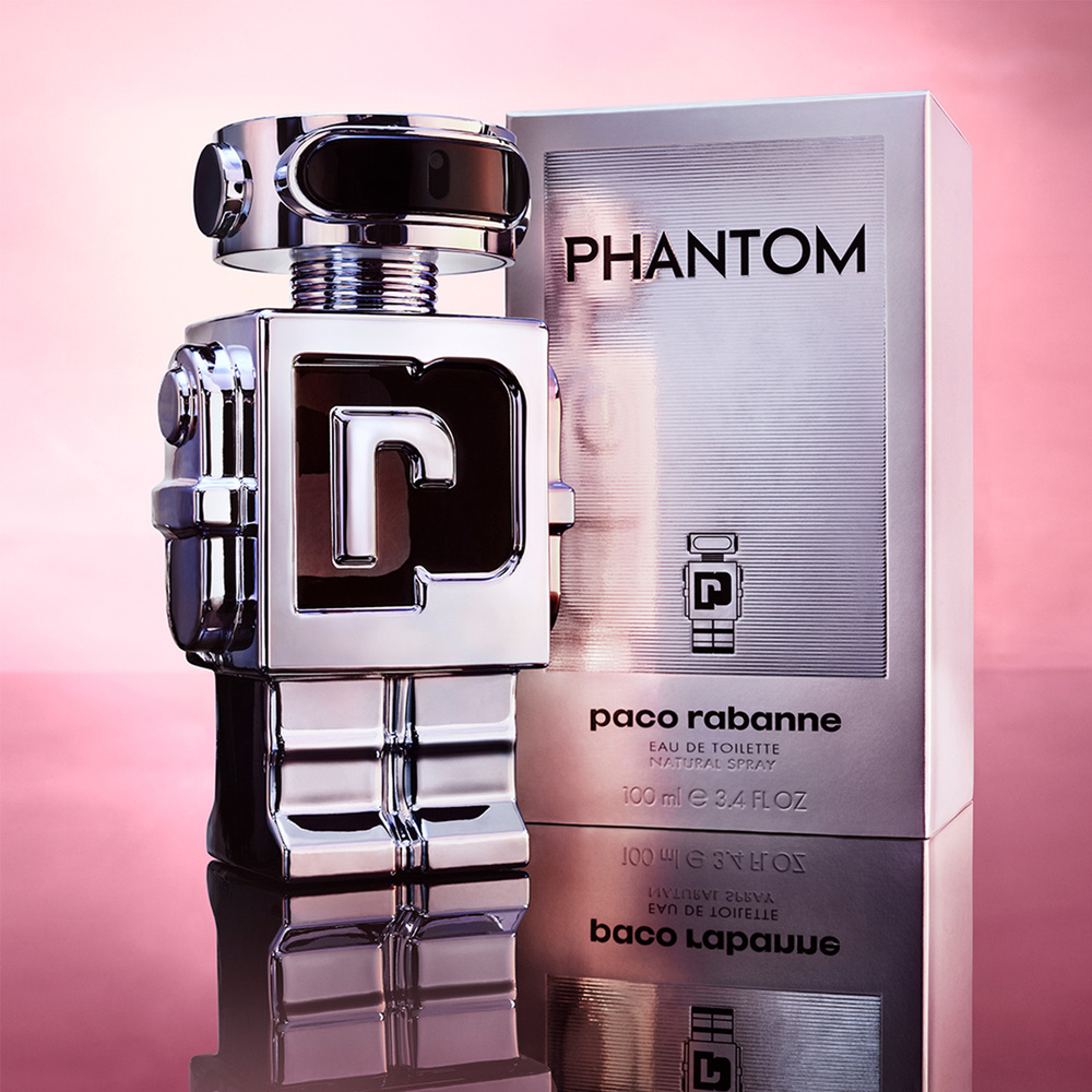 Phantom Eau de Toilette Paco Rabanne - Incenza
