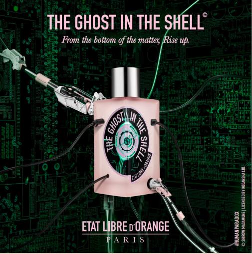 The Ghost in the Shell Eau de Parfum Etat Libre d'Orange - Incenza
