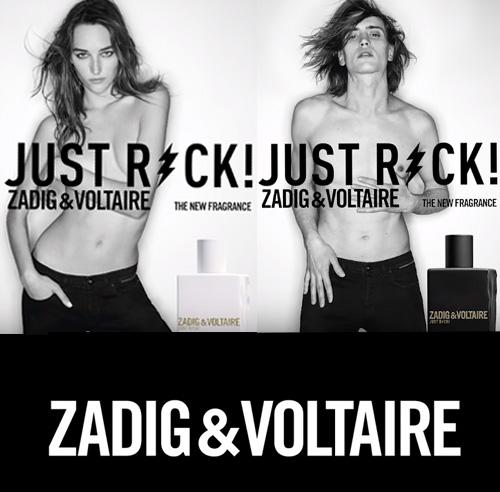 Just Rock! Pour Elle - Just Rock! Pour Lui ZADIG & VOLTAIRE
