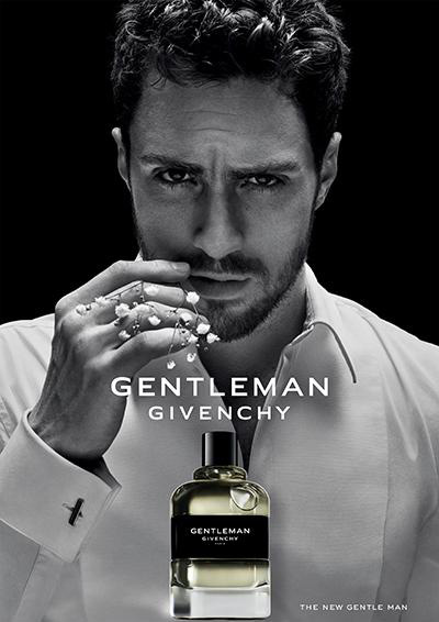 Gentleman GIVENCHY - incenza