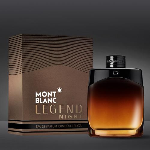 Montblanc Legend Night MONTBLANC - incenza
