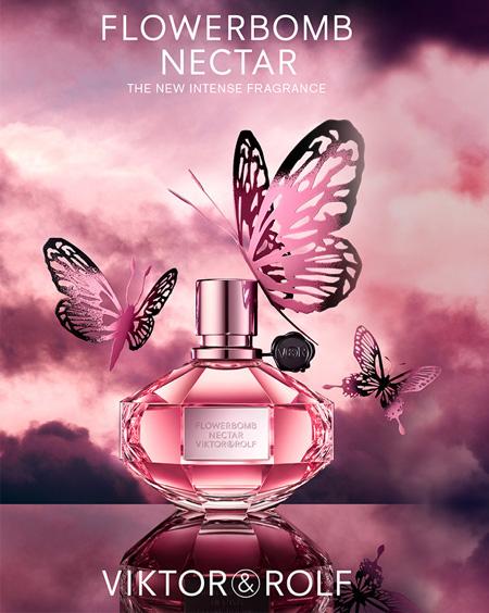 Flowerbomb Nectar VIKTOR & ROLF - incenza