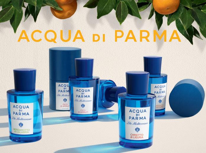 Blu Mediterraneo Chinotto di Liguria ACQUA DI PARMA