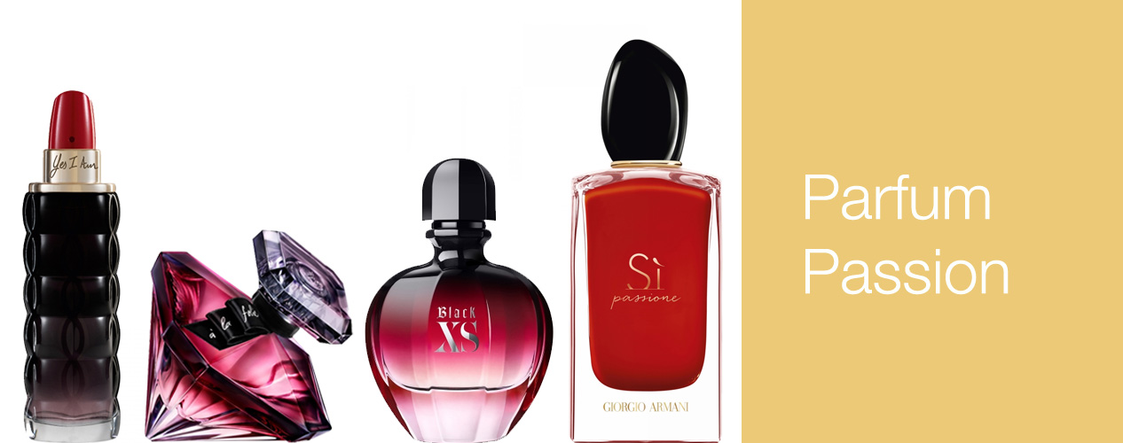 Parfums Passion - incenza