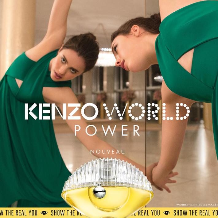 Kenzo World Power Eau de Parfum KENZO - incenza
