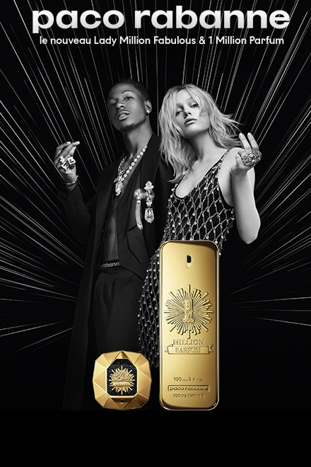 Découvrez Lady Million Fabulous PACO RABANNE - Incenza