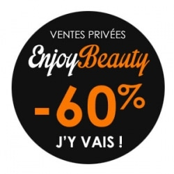 ENJOY BEAUTY - VENTES PRIVÉES INCENZA -60%