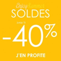 Enjoy summer SOLDES -40%